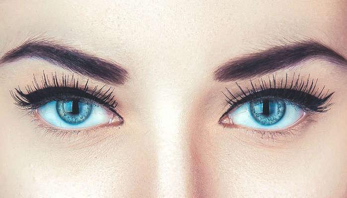 laser pour les yeux