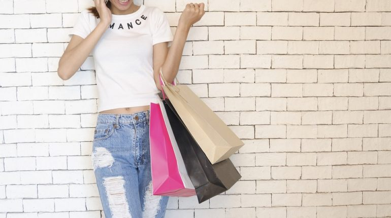 Tote bag publicitaire objet utile pour shopping