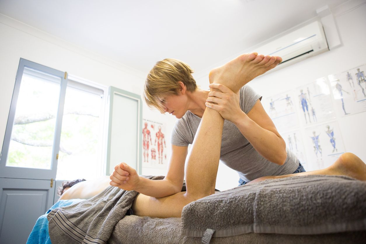 massage de bien-être