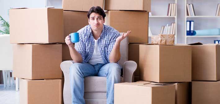 Quand faut-il commencer ses cartons de déménagement