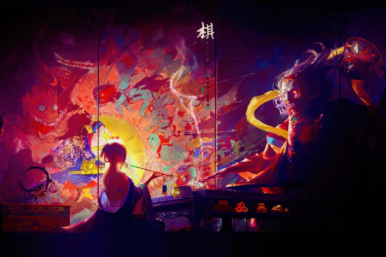 """Pourquoi choisir un tableau japonais pour sa maison ? L'art traditionnel de la peinture japonaise est l'une des formes d'art les plus populaires au Japon. Des milliers d'années après leur apparition, ces créations continuent d'impressionner et de ravir des millions de personnes dans le monde. Mais qu'est-ce qui les rend si particulières ? Aujourd'hui, nous avons rassemblé cinq différences clés entre les peintures japonaises et les autres styles qui vous aideront à comprendre pourquoi elles constituent un choix si parfait pour votre maison. 1. Les peintures japonaises sont plus lumineuses et plus colorées que les autres styles Le style d'art japonais est souvent plus lumineux et plus coloré que les autres styles d'art. Certaines de ces peintures ont également une perspective unique. La peinture de Katsushika Hokusai, """"La grande vague au large de Kanagawa"""", en est un exemple. Les couleurs sont plus vives et la perspective et l'espace sont fortement utilisés. Une autre différence essentielle est que de nombreuses peintures japonaises traditionnelles sont peintes à l'horizontale. Si vous êtes intéressé par l'ordre ou l'organisation, ces peintures peuvent vous être d'une aide précieuse. Elles constituent également d'excellentes œuvres d'art, simples et directes. Enfin, le style d'art traditionnel japonais est très orienté vers le design. Ainsi, de nombreuses peintures traditionnelles japonaises sont magnifiquement conçues et stylisées. Elles contiennent également de nombreux petits effets et détails qui rendent les peintures encore plus spéciales. Enfin, le style japonais traditionnel utilise également de vastes espaces blancs pour créer une sensation d'espace. Ce type de peinture est idéal pour les expositions ou pour ajouter un sentiment de vie ou d'espace vivant à l'endroit où vous choisissez de l'exposer. Faites un choix judicieux et vous pourrez vous immerger dans votre nouveau chef-d'œuvre et le regarder dans toute sa splendeur. 2. Les peintures japonaises ont un s"""